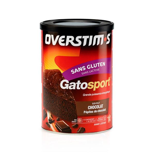 el pastel energético Gatosport de Overstims