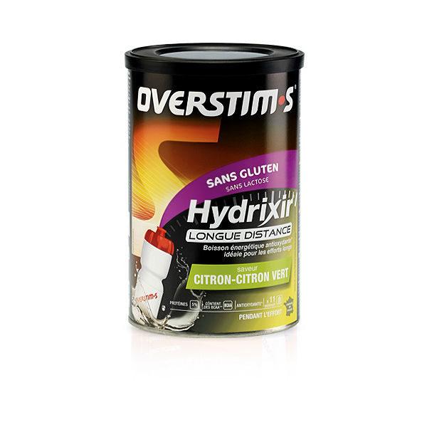 Isotónico Hydrixir larga distancia sin gluten Overstims.