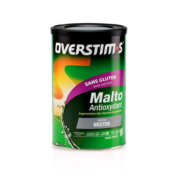 Malto antioxidante Pre-Competición Overstims.
