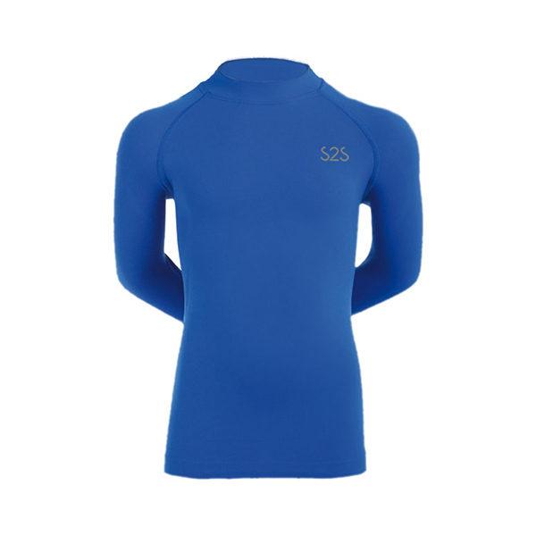 camiseta térmica junior s2s modelo rex