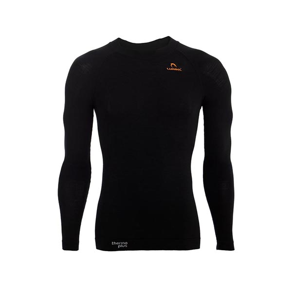 Camiseta térmica lana Lurbel Merino long sleeves