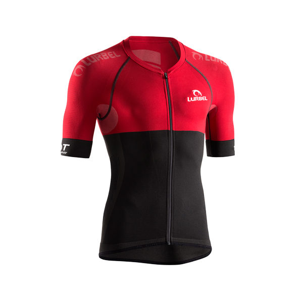maillot Mtb lurbel cycling Tiger