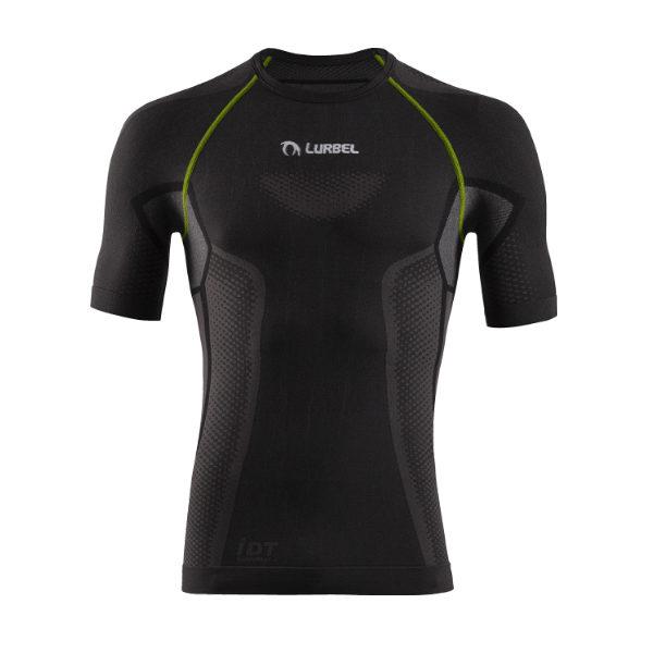 camiseta termica lurbel cristallo short sleeves