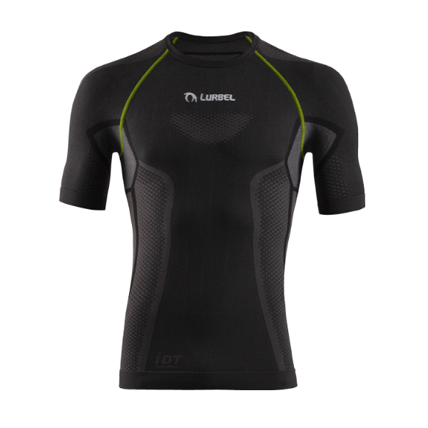 camiseta termica lurbel cristallo short sleeves