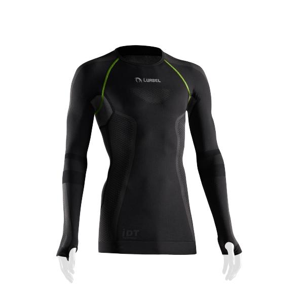 camiseta termo reguladora lurbel cristallo ong sleeves
