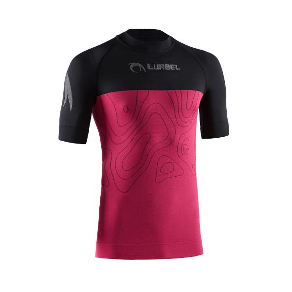 Camisetas trail running Lurbel SAMBA short sleeves ¡AHORRA 20%!
