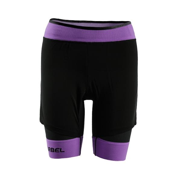 Malla pantaloneta mujer Lurbel SAMBA shorts W.