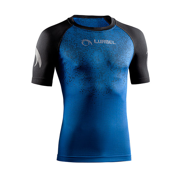 Camiseta de Trail Lurbel Samba Pixel.