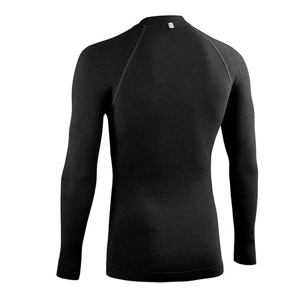 Primera capa de lana Lurbel merino long sleeves