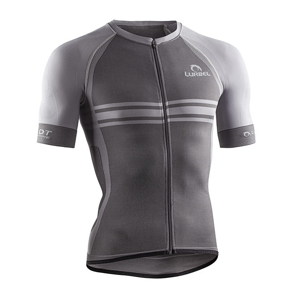 Maillot m/c Ciclismo Lurbel Cycling Wolf.